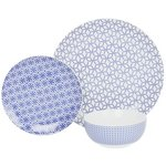 more details on Collection Purity 12 Piece Porcelain Dinner Set.