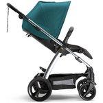 more details on Mamas & Papas Sola 2 Pushchair - Chrome/Petrol Blue.