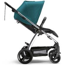 Mamas & Papas Sola 2 Pushchair - Chrome/Petrol Blue
