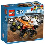 more details on LEGO City Stunt Truck - 60146.