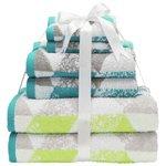 more details on ColourMatch 6 Piece Towel Bale - Geometric.