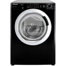 Candy GVS1410DC3B 10KG 1400 Spin Washing Machine - Black