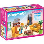 more details on Playmobil 5308 Living Room With Fireplace.