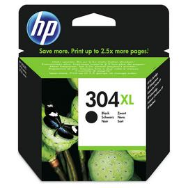 HP 304 XL High Yield Original Ink Cartridge - Black