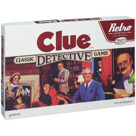 Cluedo - Retro Edition