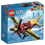 more details on LEGO City Race Plane - 60144.