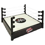 more details on WWE Tough Talkers Interactive Ring Playset.