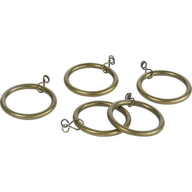 Argos Metal Curtain Rings