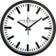 more details on Precision Radio Controlled Wall Clock - Black.