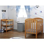 more details on OBaby Lily 2 Piece Room Set - Country Pine.