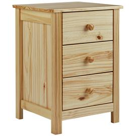 Argos Home Scandinavia 3 Drawer Bedside Table