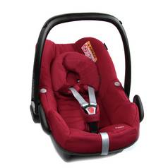 Maxi-Cosi Pebble Group 0+ Robin Red Car Seat