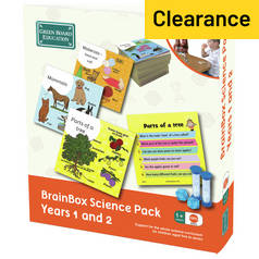 Brainbox Science Pack - Years 1 and 2