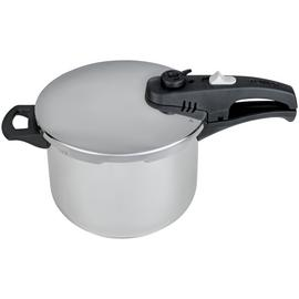 Tower 6 Litre Stainless Steel Pressure Cooker
