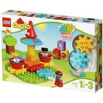 more details on LEGO Duplo My First Carousel - 10845.