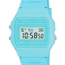 Casio Retro Blue Digital Watch
