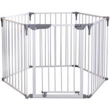 Dreambaby Royale Converta 3-in-1 Playpen Gate - White