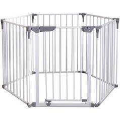 Dreambaby Royale Converta 3-in-1 Playpen Gate - White