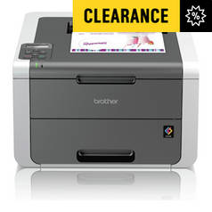 Brother HL-3140CW Wireless Colour Laser Print