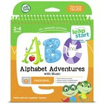 more details on LeapFrog LeapStart Alphabet Adventures Activity Book