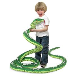 Melissa & Doug Snake Soft Toy
