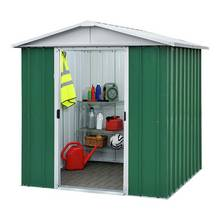 yardmaster metal garden shed 6 x 45ft