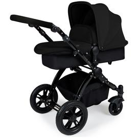 Ickle bubba Stomp V2 2-in-1 Pushchair - Black