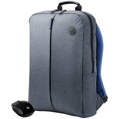 HP 15.6 Inch Laptop Backpack and Wireless Mouse c35fa9bfed