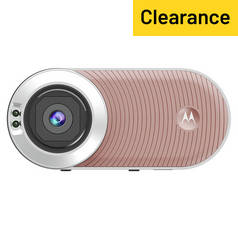 Motorola MDC100 2.7 Inch Full HD Dash Cam Rose Gold