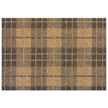 Woodland Rug - 190 x 133cm - Lead and Beige