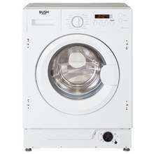 Bush WMNSINT714W 7KG integrated Washing Machine - White