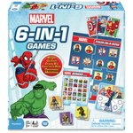 more details on Marvel 6 In A Box.