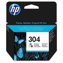 HP 304 Original Ink Cartridge - Colour