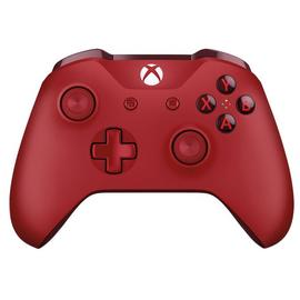 Official Xbox One Wireless Controller 3.5mm - Red