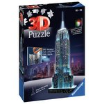 more details on Ravensburger 3D Light Up Empire State Building Jigsaw.