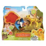 more details on Lion Guard Action Figure and Arm Band Assortment - Set of 2.