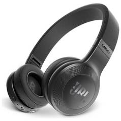JBL E45 On-Ear Wireless Headphones - Black