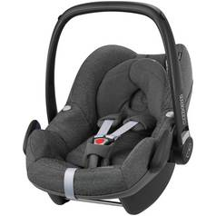 Maxi-Cosi Pebble Group 0+ Car Seat - Sparkling Grey