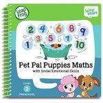 more details on LeapFrog LeapStart Preschool Activity Book: Pet Pal Puppies.