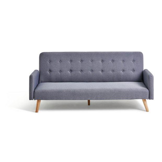 Buy Argos Home Marseille Clic Clac Fabric Sofa Bed Grey Sofa Beds Argos