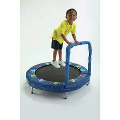 Jumpking 48 inch Junior Trampoline - Robot Bouncer