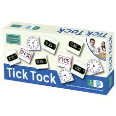 Tick Tock Card Game