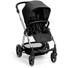 Sola 2 Carrycot - Chrome Black