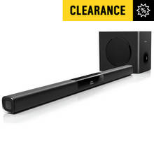 Philips HTL3110B 120W 2.1Ch Sound Bar with Wireless Sub