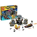more details on LEGO Batman Movie Batcave Break-in - 70909