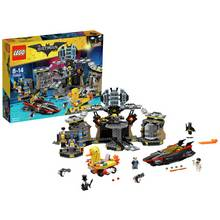 LEGO The Batman Movie Batcave Break-in - 70909