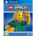 more details on Lego Worlds PS4 Game.