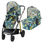 more details on Cosatto Wow Pram & Pushchair - Foxtale.
