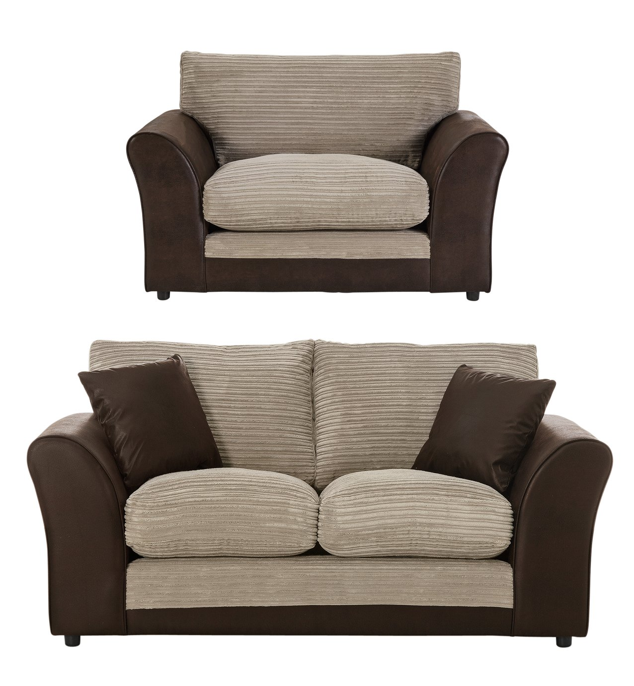Buy Cream Sofa Packages At Argos Co Uk Your Online Shop