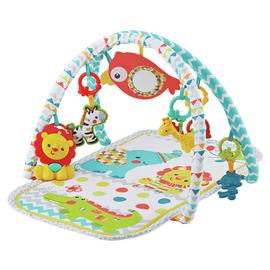 Fisher-Price Carnival 3-in-1 Musical Activity Baby Gym